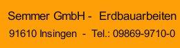 Semmer GmbH Insingen